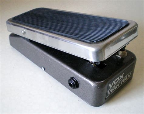 TONEHOME - the World of Vintage Guitar Effect Pedals - Wah Wah