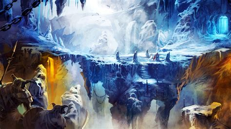 Frozen Cave in Trine 2 Wallpapers | HD Wallpapers | ID #12646