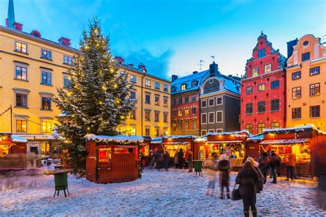 Where to find the best Christmas markets in Scandinavia