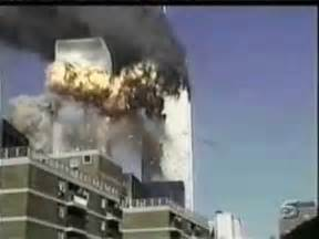 Footage Of The Twin Towers Under Attack Which Changed The