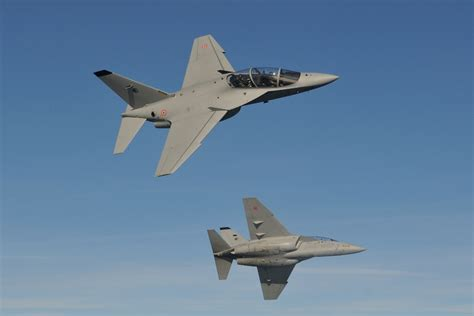 Leonardo delivers the eighteenth M-346 to the Italian Air