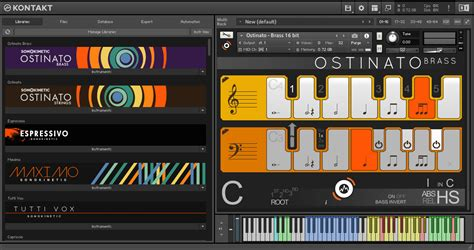 Sonokinetic releases Ostinato Brass phrase library for