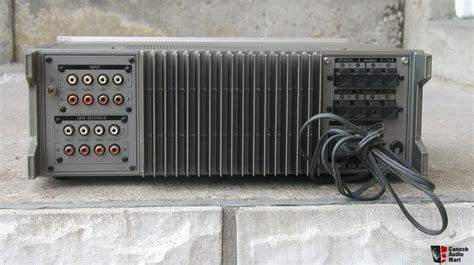 SONY TA-F5 Integrated Amplifier Photo #137999 - Canuck