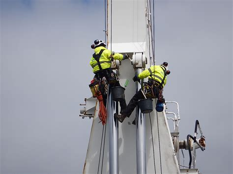 Rope Access - Muehlhan Group
