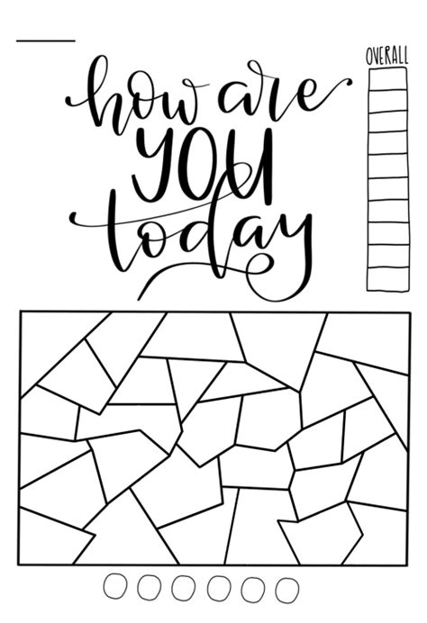 13 Free Mood Tracker Printables to Understand Yourself