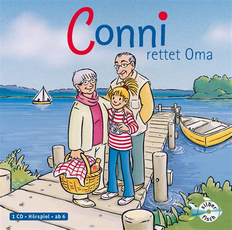 Hörbuch: Boehme - Conni rettet Oma