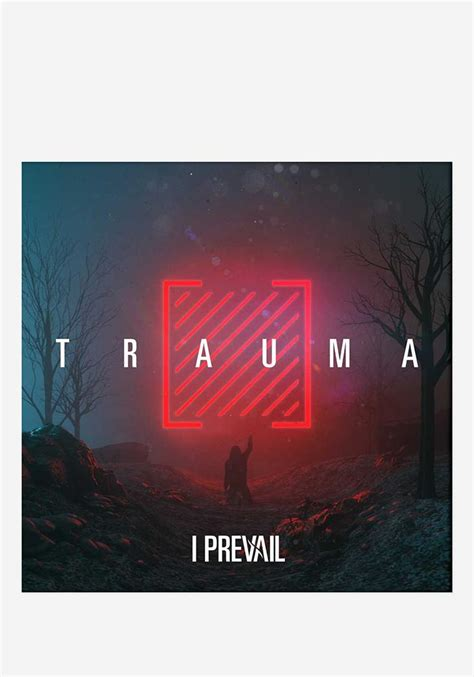 I Prevail-Trauma CD With Autographed Booklet   Newbury Comics