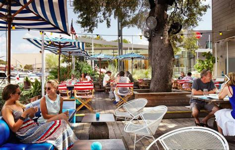 Nine Patios to Enjoy During SXSW: Take a break from the