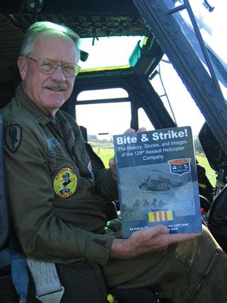 Bite & Strike! – The Story of the 129th Assault Helicopter