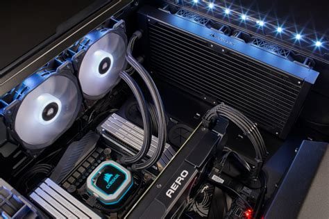 Corsair Updates PC Product Lineup With New PSU, Coolers
