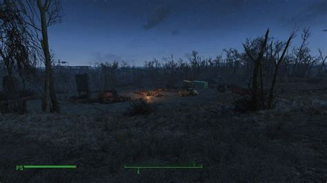 Fallout 4: How to get 100% Concord Useful Items Loot Map
