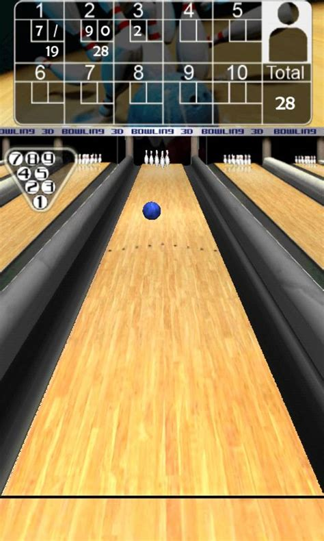 3D Bowling für Android - Download