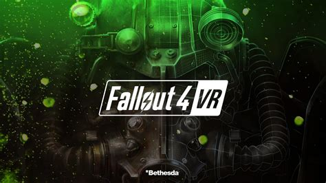 Fallout 4 VR E3 2017 4K Wallpapers | HD Wallpapers | ID #20645