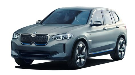 BMW iX3 | EV Charge + | EV Specifications | Electric vehicles